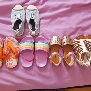 Other - Size 5 - 6 Summer Girls Shoes